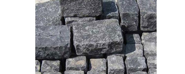 BC0403 - Basalt Cobblestones Natural/Flamed