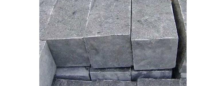 BC0407 - Basalt Cobblestones Sides Cut