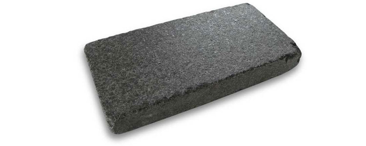 BP0507 - Basalt Paving Stones Top Flamed Sides Cut/Tumbled