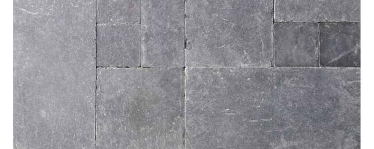 BL1102 - Bluestone French Pattern Tumbled