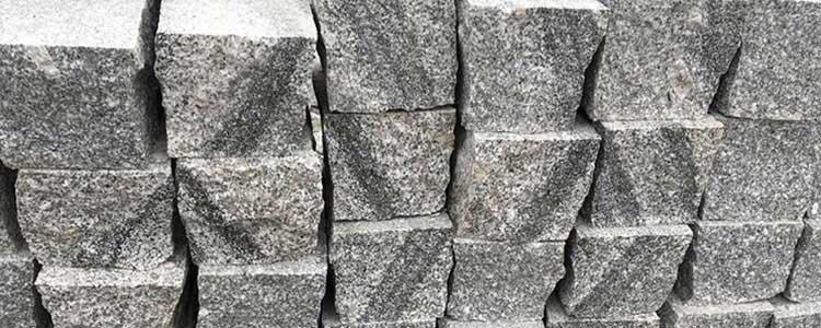 Pearl Granite Cobblestones
