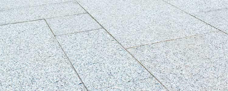 Light Ash Granite Pavers