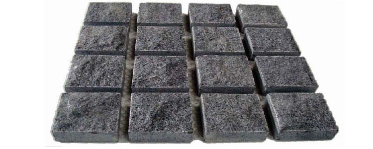 GM0304 - 4x4 Ancient grey granite.