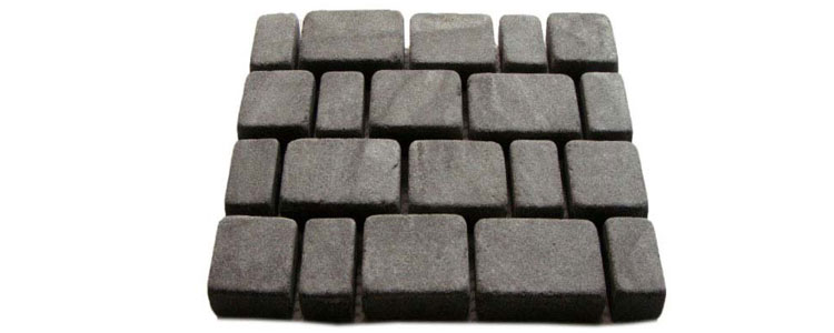 GM0308 - Granite cobblestone - 3 piece random pattern.