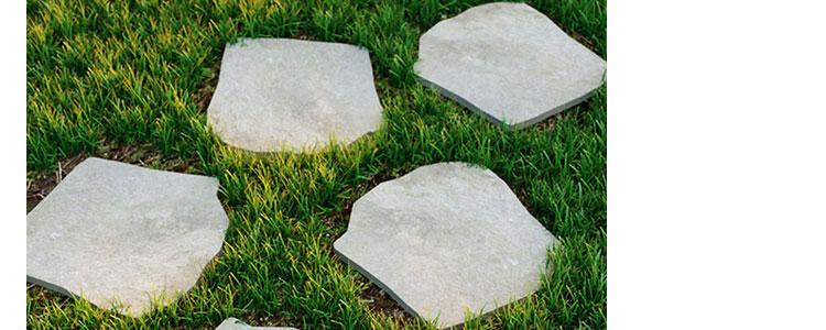 Zen Garden Stepping Stones (Barge)