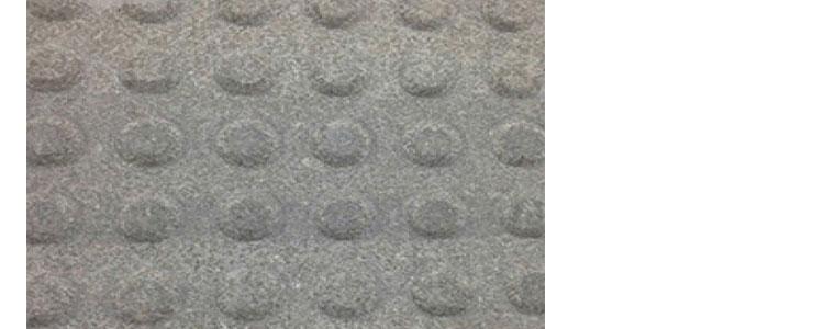 SP1304 - Dark Grey Granite ADA Pavers