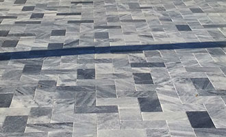 MP1008 - Silver Grey Outdoor Marble Pavers