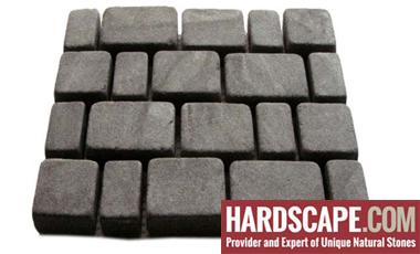 GM0308 - Granite cobblestone - 3 piece random pattern.
